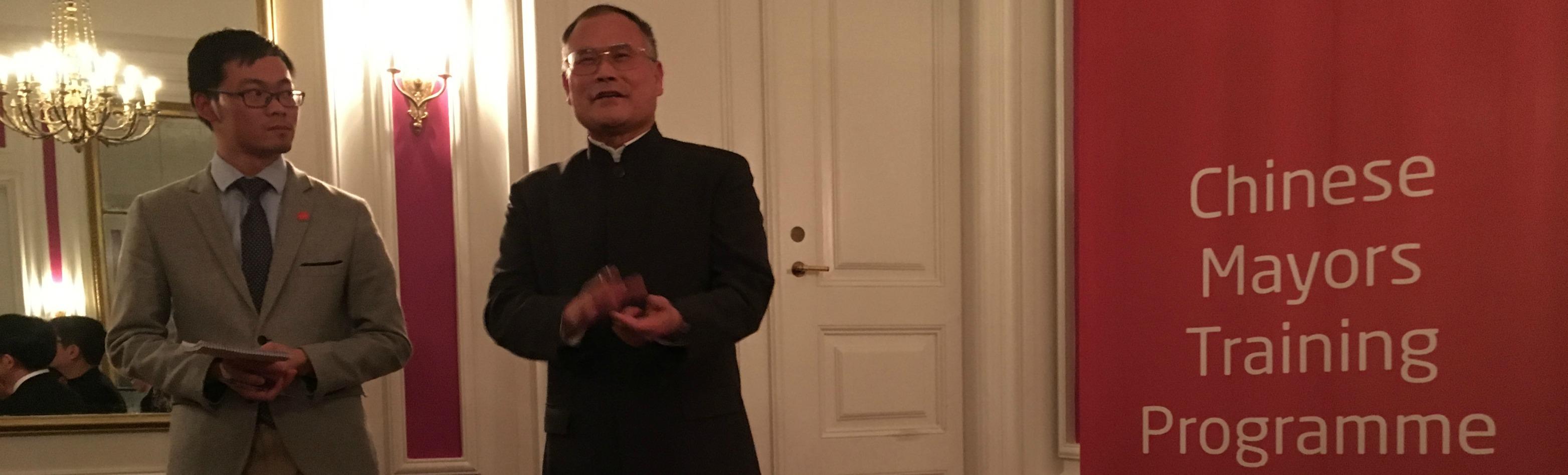 H.E. Mr. Liu Biwei